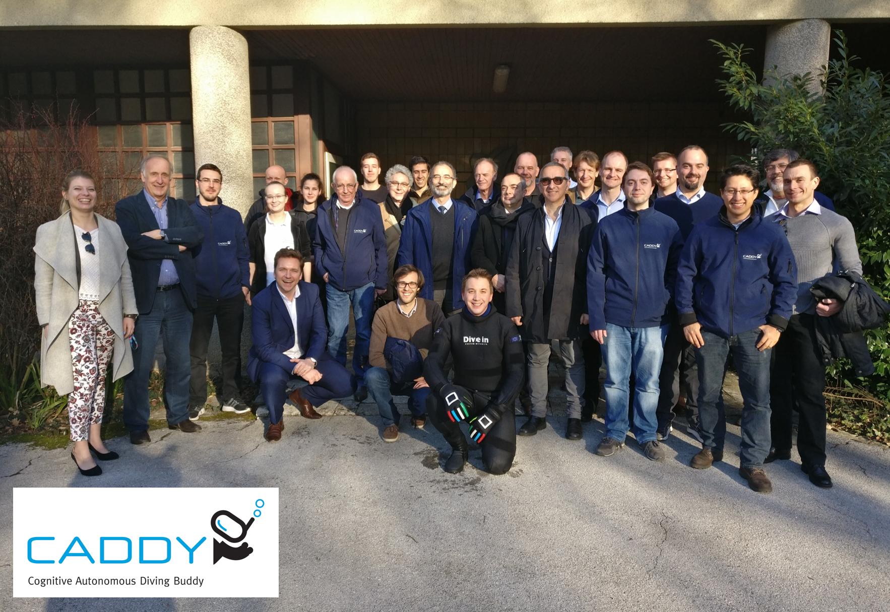 CADDY - http://www caddy-fp7 eu/
